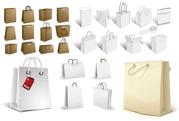 In túi giấy tái chế giá rẻ