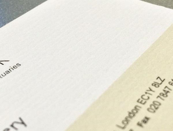 giấy in lịch bàn