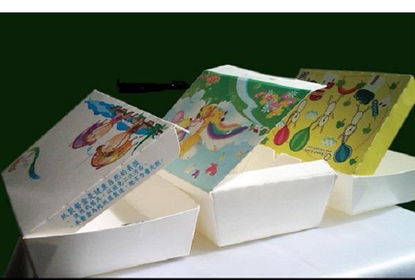Hộp cơm giấy