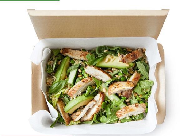 công ty in hộp giấy đựng thực phẩm
